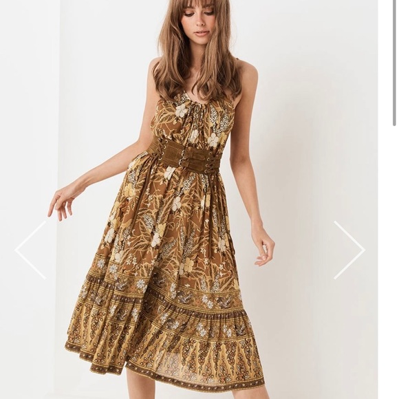 Spell & The Gypsy Collective Dresses & Skirts - Spell Bianca Strappy NWT